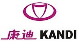 Kandi Electric Vehicles Parked Car
