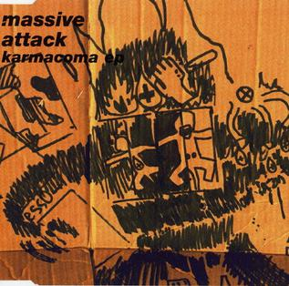 Karmacoma 1995 single by Massive Attack