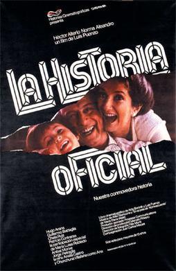 La historia oficial Movie Poster