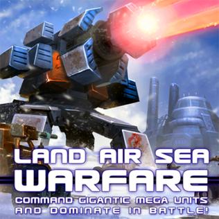 <i>Land Air Sea Warfare</i>