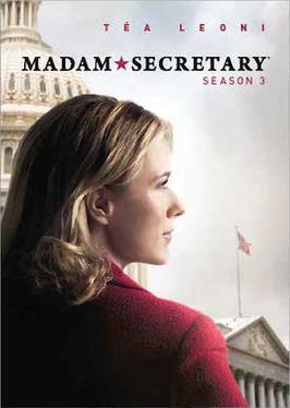 Madam Secretary Season 3 Wikipedia