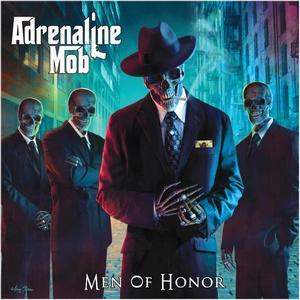 <i>Men of Honor</i> (Adrenaline Mob album) 2014 studio album by Adrenaline Mob