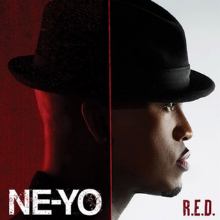<i>R.E.D.</i> (Ne-Yo album) 2012 studio album by Ne-Yo