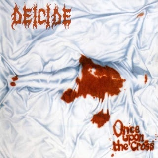 <i>Once Upon the Cross</i> 1995 studio album by Deicide