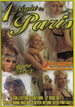 Paris hilton one night inparis