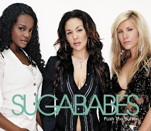 Sugababes — Push the Button (studio acapella)