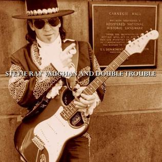 <i>Live at Carnegie Hall</i> (Stevie Ray Vaughan album) 1997 live album by Stevie Ray Vaughan and Double Trouble