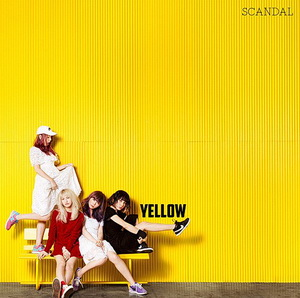 <i>Yellow</i> (Scandal album) 2016 studio album by Scandal