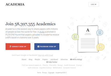 dating websites for academics