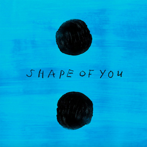 Shape of You by Ed Sheeran album cover