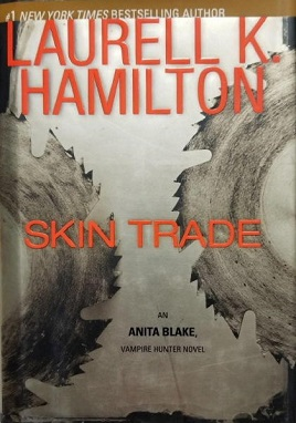Skin Trade (Laurell K. Hamilton novel - cover art).jpg