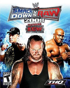 WWE SmackDown vs  Raw 2008 - Wikipedia