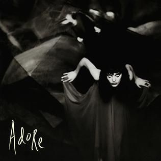 <i>Adore</i> (The Smashing Pumpkins album) 1998 studio album by The Smashing Pumpkins