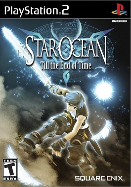 Picture of a game: Star Ocean: Till The End Of Time