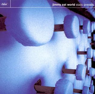 <i>Static Prevails</i> 1996 studio album by Jimmy Eat World