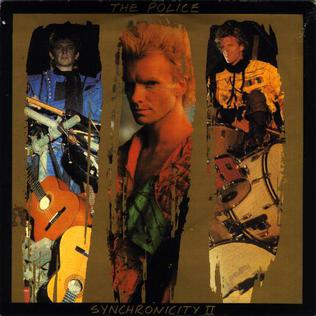 Synchronicity II 1983 single by The Police