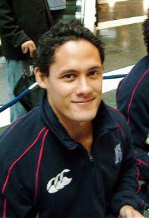 Tasesa Lavea Rugby player