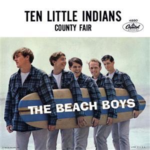 Ten Little Indians (Beach Boys song) 1962 song performed by The Beach Boys