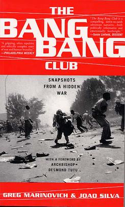 the bang bang club book review The film, like the book, explores the club's complex motivations  marinovich  says he wrote the bang-bang club book to cast light on the era.