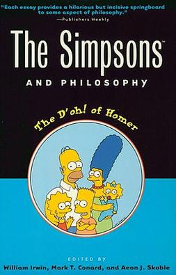 The Simpsons And Philosophy Wikipedia