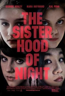 the sisterhood of night   wikipedia