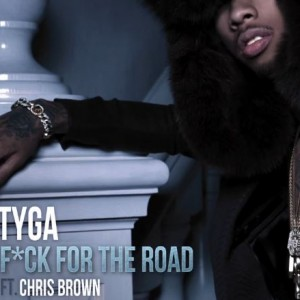 Tyga featuring Chris Brown — For the Road (studio acapella)