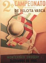 1955 Basque Pelota World Championships