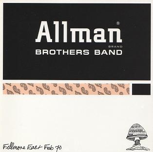 <i>Fillmore East, February 1970</i> 1996 live album by The Allman Brothers Band