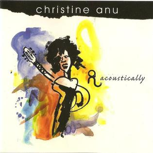 <i>Acoustically</i> 2005 studio album by Christine Anu