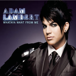 Adam Lambert — Whataya Want from Me (studio acapella)