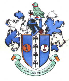 Coat of arms of Sutton and Cheam Borough Council