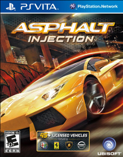 Jump Box For Cars >> Asphalt: Injection - Wikipedia