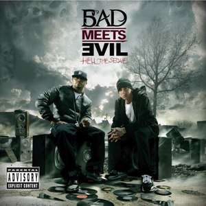 2011 EP by Bad Meets Evil