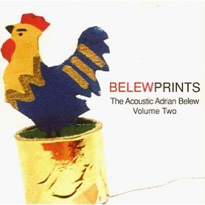 <i>Belew Prints: The Acoustic Adrian Belew, Vol. 2</i> album by Adrian Belew