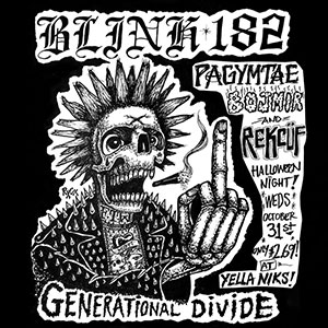 Generational Divide 2019 song by Blink-182