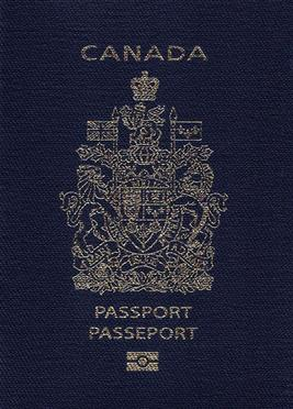 Canadian Passport Wikipedia