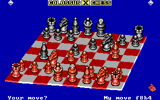 Colossus Chess X on PC