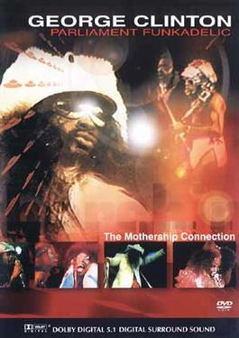 George Clinton: The Mothership Connection artwork
