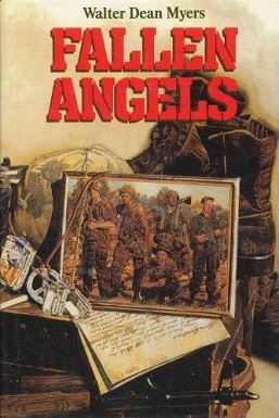 Fallen Angels (Myers novel).jpg