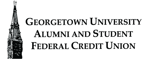 Georgetown University Alumni and Student Federal Credit Union logo.png