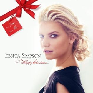 Awesome Happy Christmas Jessica Simpson Album Wikipedia Easy Diy Christmas Decorations Tissureus