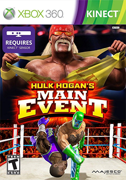 Hulk Hogan Main Event Kinect