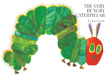 「The Very Hungry Caterpillar book」の画像検索結果