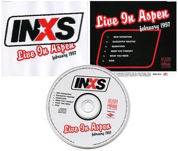 INXS - Live In Aspen