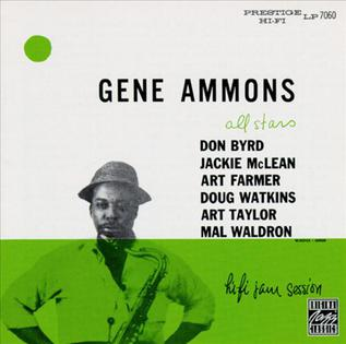 <i>Jammin with Gene</i> 1956 studio album by Gene Ammons