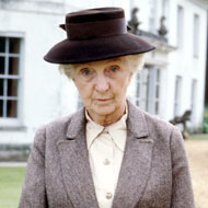 Joan Hickson British actress