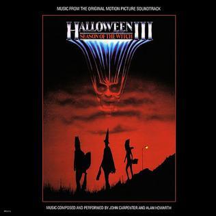 Halloween III: Season of the Witch (soundtrack) - Wikipedia