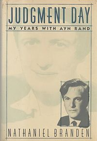 Judgment Day, My Years with Ayn Rand (first edition).jpg