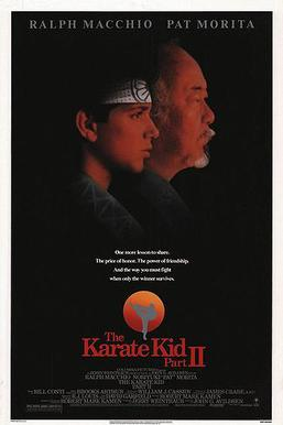 Picture of a movie: The Karate Kid, Part II