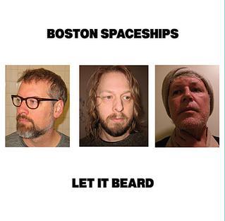 <i>Let It Beard</i> 2011 studio album by Boston Spaceships